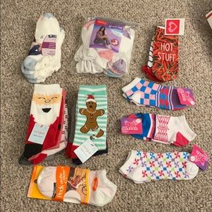 Ladies sock bundle